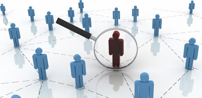 Сбор информации о физических и юридических лицах.