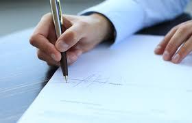 Research of handwriting (signature) in Kiev and Ukraine