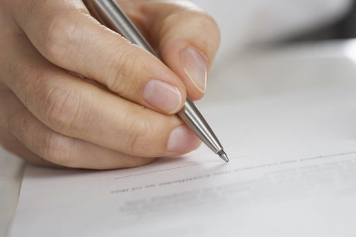 Діагностичні дослідження почерку