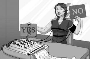 Поліграф (детектор брехні) тестування, перевірка, експертиза в Києві та Україні